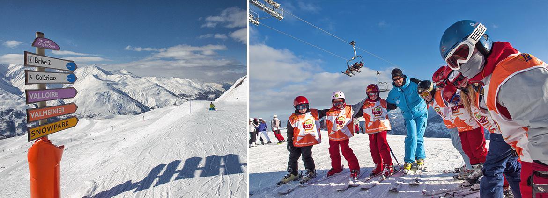 Résidence Valloire - Le hameau de Valloire - Vacancéole - Snowpark